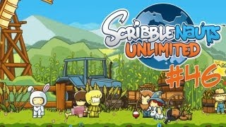 Let's Play Scribblenauts Unlimited [Part 46] - Nackte Frauen, Hipster, NyanCat! EURE Kommentare!