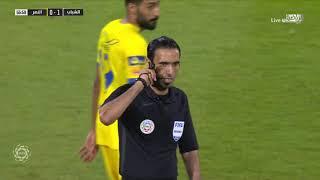 ملخص أهداف مباراة الشباب 2 - 1  النصر | الجولة 3 | دوري الأمير محمد بن سلمان للمحترفين 2020-2021