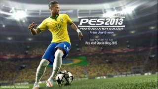 PES 2013 PESMOD 8.1 Patch 2016 - Review (PC/HD)