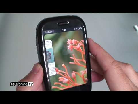 Palm Pre videoreview da Telefonino.net