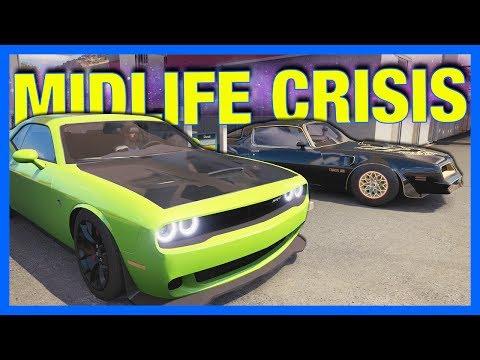 Forza Horizon 3 Online : BEST MIDLIFE CRISIS CAR!!