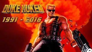 История / Эволюция Duke Nukem