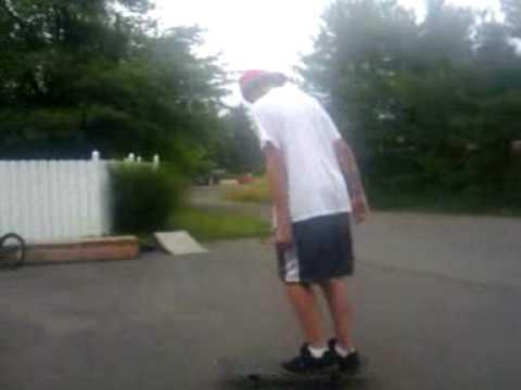 Nick tre flip