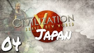 Civilization V Brave New World as Japan - Episode 4 ...A Peaceful War...