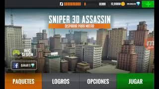 Segunda parte sniper assasin
