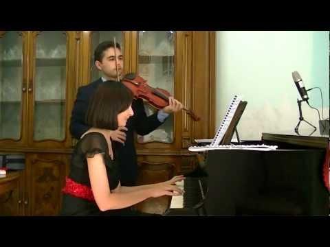 Romeo e Giulietta di Nino Rota (pianoforte e violino)