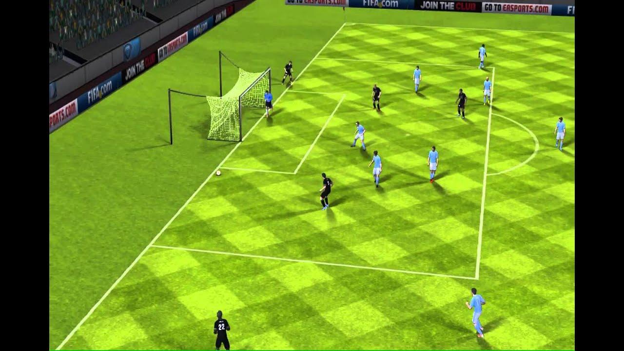 FIFA 13 by EA SPORTS iPhone game - free. Download ipa for iPad iPhone iPod