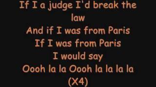 Paris Ooh La La by Grace Potter and the nocturnals.wmv