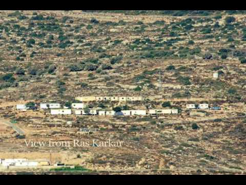 Landscapes of Occupation in Palestine