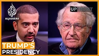 Noam Chomsky on the new Trump era | UpFront special thumbnail