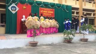Múa Em đi xem hội trăng rằm - 11A THPT Vũ Lễ, Bắc Sơn, Lạng Sơn-