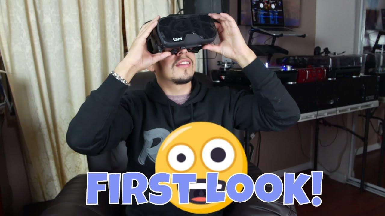 3fdf7ff6ad3 Tzumi Dream Vision VR (Virtual Reality) Headset - YouTube