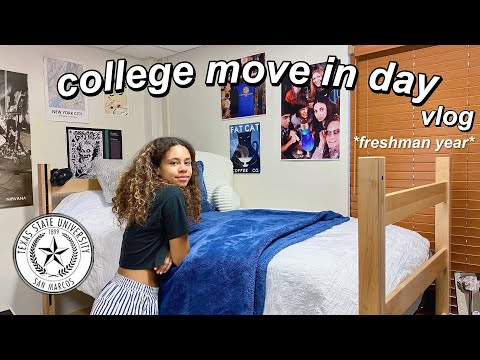 COLLEGE MOVE IN