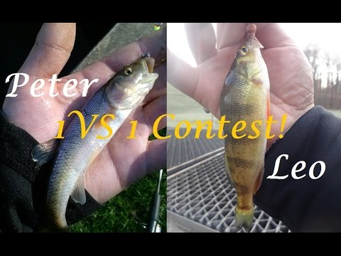 1-vs-1 Multi-Species Fishing Contest At Core Creek Ft. Peter S. (Langhorne, PA)
