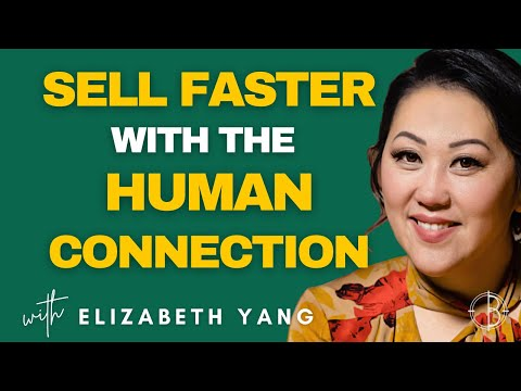 SELL 💸  FASTER WITH THE HUMAN CONNECTION