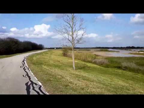 BigRigTravels Segway Adventure - San Jacinto Battleground Park in Texas