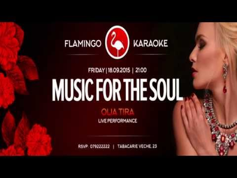 """Olia Tira - """"Music for the Soul"""" - live performance"""