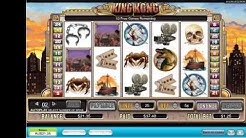 King Kong - Online Pokie Machine - 75 Free Spins. - Another Great Video Slot Machine