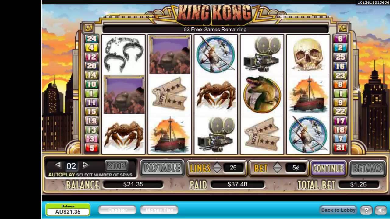 Spiele Kong - Video Slots Online