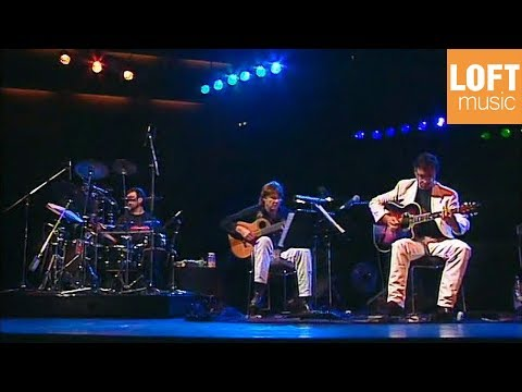 Al Di Meola - Tango Suite (Live-Performance From The Album World Sinfonia)