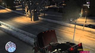 GTA IV PC gameplay. Ultra settings.
