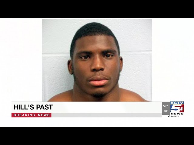 A look at Tyreek Hills history of domestic violence