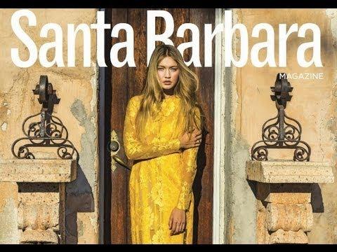 Stepping Into Spring - A Shoot with Santa Barbara Magazine