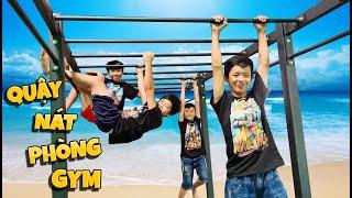 Tony | Trẻ Trâu Đại Náo Phòng Gym - Children GYM