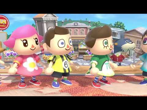 Super Smash Bros. Ultimate - Character Changes (E3 2018)