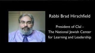 Rabbi Brad Hirschfield on Playboy