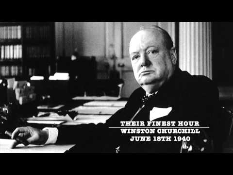 La hora más brillante: Winston Churchill