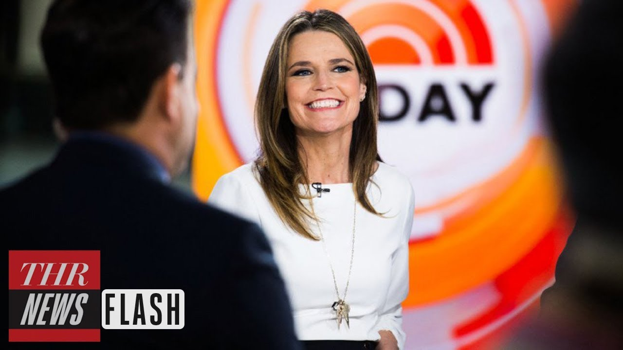 Download Savannah Guthrie Curses Live on 'Today' Show, Issues Apology   THR News Flash