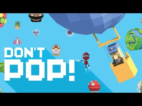 Don't Pop! - Announcement Trailer