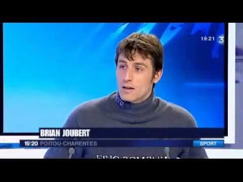 BRIAN JOUBERT before TEB-2012 (the interview) - Sunday, Nov. 11, 2012
