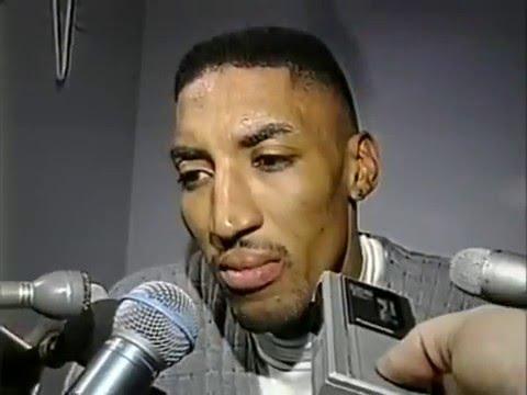 Toni Kukoc (Age 25): Buzzer Beating Game Winner Vs. Knicks + Back Story - 1994 ECSF Game 3