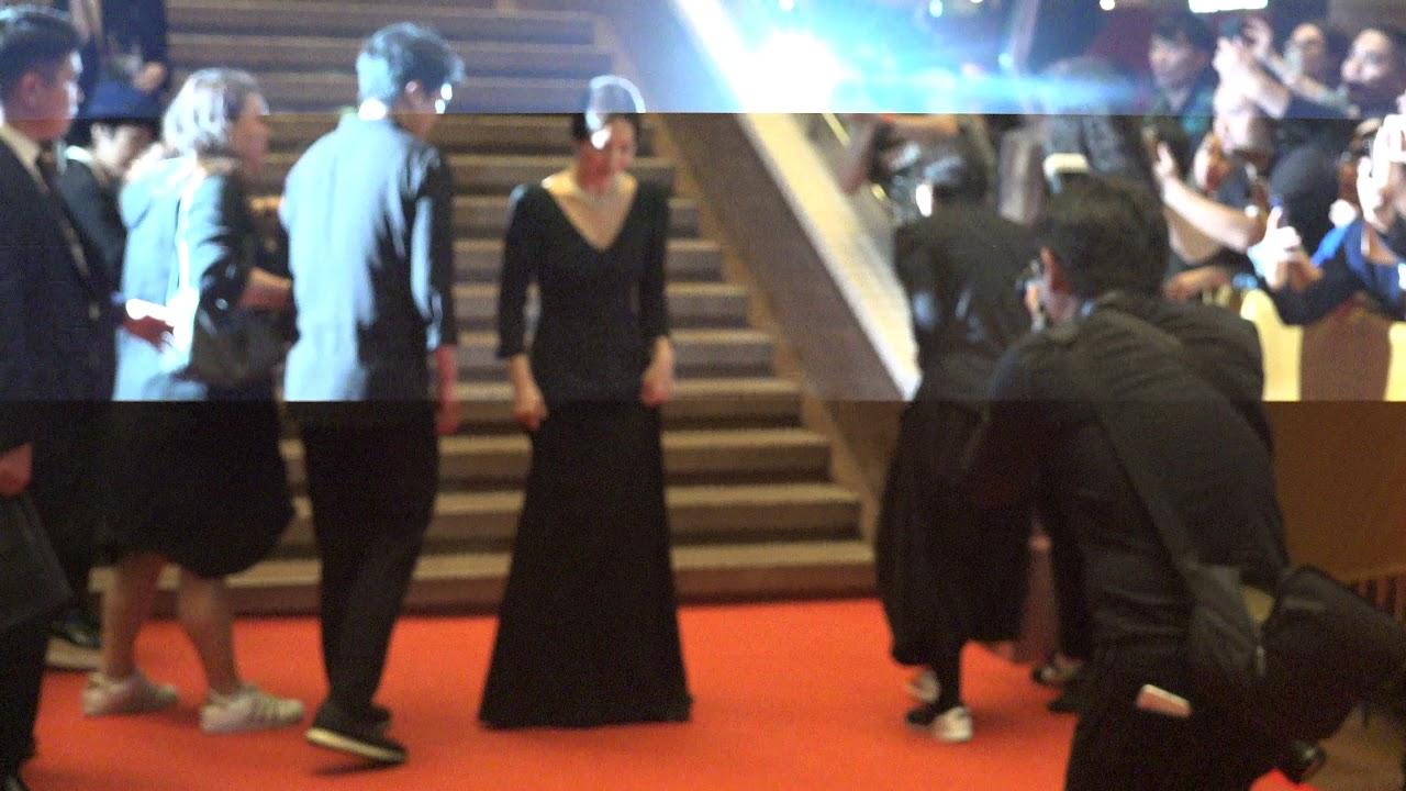 宋慧喬 @ 第38屆香港電影金像獎頒獎典禮 [4K] @ 香港文化中心大劇院 - YouTube