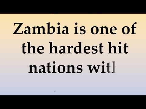 Historical and Cultural Facts about Zambia