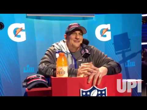 Nick Cash - Gronk going to a frat party before the Big Game?