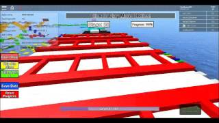 MEGA FUN OBBY WITH THE PIG GOD/Roblox 970 mega fun obby part1