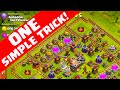 Clash of Clans ♦ ONE SIMPLE TRICK ♦ Win More Defenses! ♦ Galatrap 3.0! ♦