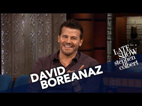 David Boreanaz Is A Deadhead