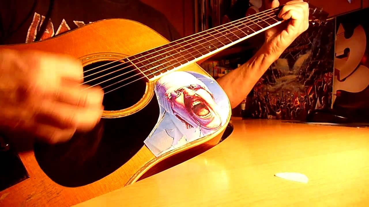 """Louis BERTIGNAC Cover """" Ces Idées Là """" Guitare Acoustique ... - YouTube"""