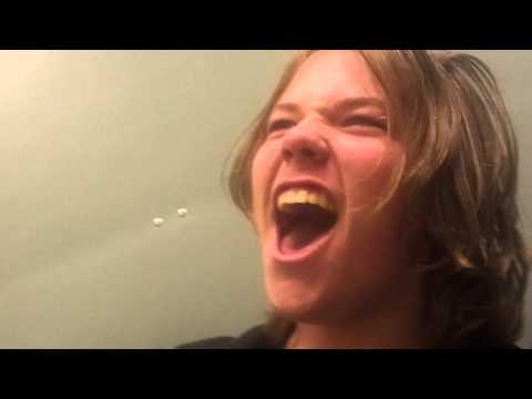 Jesus metal scream in öje skool