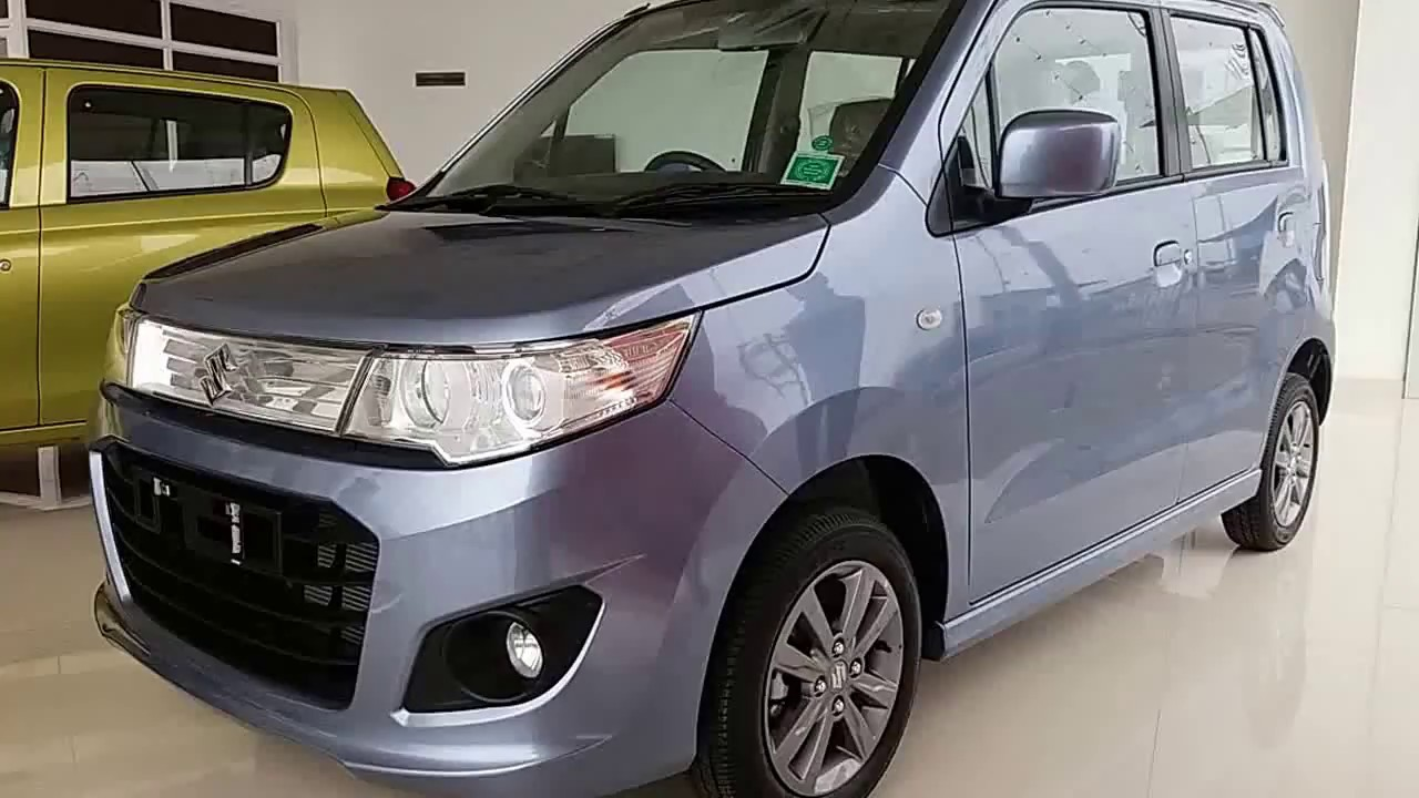 maruti suzuki wagon r vxi plus exterior interior and boot space auto gear shift stingray youtube. Black Bedroom Furniture Sets. Home Design Ideas