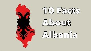 Gambar cover 10 Crazy Facts About Albania