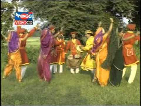Marathi Song -Tulajapurat Kay Vajat Gajat-By Chhagan Chougule