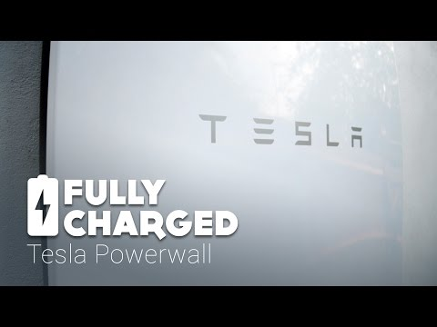 Tesla Powerwall | Fully Charged