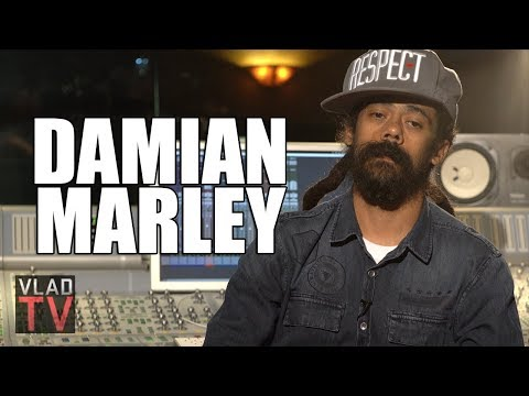 Damian Marley on Bob Marley Uniting Political Parties After Getting Shot (Part 1)