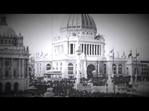 1893 Columbian Exposition mock up