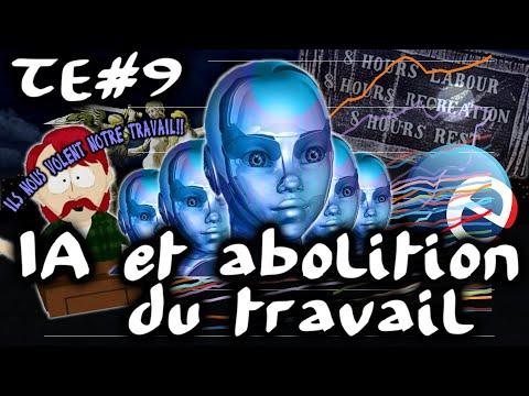 IA et abolition du travail - #TraitdEsprit 9